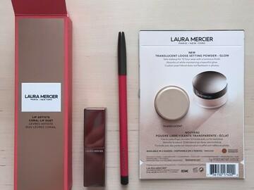 Venta: Laura Mercier Lip Artiste Duo Coral- Certificado Incluido