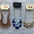 Buy Now: 50 NECKLACES- MACY'S ,ERICA LYONS, GUESS , SOPHIA AND KATE, ETC.