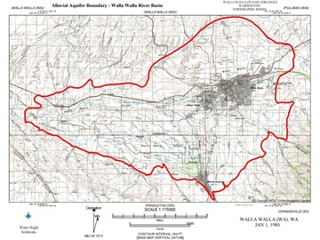 Water Right Buyer: Walla Walla Basin Gravel Well/Surface Water Right Acquisition