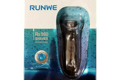 Buy Now: RUNWE Rs980 Electric Rotary Shaver Rechargeable Cordless Razor