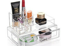 Buy Now: (24) Cosmetic Organizer Makeup Acrylic Display Box – Item #SF1061