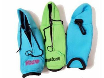 Buy Now: 48 Koozies Koozie Zipper Hoodie Neoprene Bottle Cooler