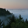 """per night with calendar availability: The """"Crown Jewel"""" of the Santa Cruz Mountains. Views from your de"""