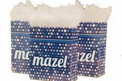 Buy Now: 36 packs of 3 - Cobble Creek Set Of 3 Mazel Gift Bags (108 bags)