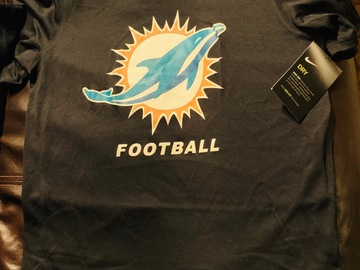 Buy Now: TEN Children's Nike Dri-Fit Miami Dolphins t-shirts