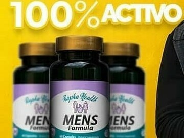 Announcement: Men s Formula