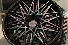Selling: Rotiform QLB forged  3pieces wheels 5x112 21x10.5