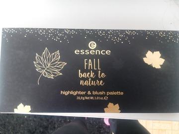 Venta: Fall back to nature Essence + regalo Focallure