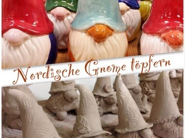 Workshop Angebot (Termine): Nordic Gnomes