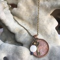 Vente au détail: Collier cuir et clé