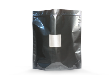 Equipment/Supply sales (w/ pricing): 3lb Grower Bags in Silver w/Window & Zipper (1.40/Unit)