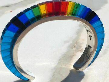 Selling: Rainbow Cuffs