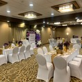 Request To Book & Pay In-Person (hourly/per party package pricing): Elegant Ballroom (Weekend Rental)
