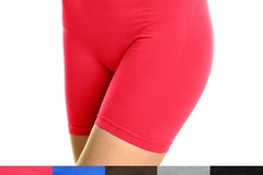 Buy Now: Lot of 72 Womens Seamless Athletic Shorts -NEW