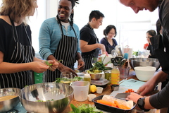 per person: Hands on Culinary Workshop