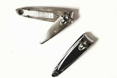 Buy Now: 168 Clippers - Stainless Steel 2″ Finger Nail Clipper With File
