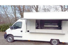 Don:  Je donne mon camion magasin snack food truck