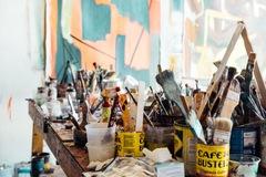 Etsitään työtilaa: Länsi-Helsingistä työtilaa taiteilijalle