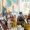 Looking for workspace: Länsi-Helsingistä työtilaa taiteilijalle