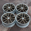 Selling: Weds Kranze LXZ 18inch 3PIECE WHEELS