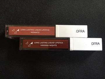 Venta: Pack de Ofra - Long Lasting Liquid Lipstick