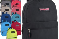 Buy Now: 24 x Trailmaker Classic 17 Inch Backpack - Assorted Colors