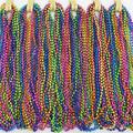 Buy Now: 1320 Pieces of Mardi Gra Beaded Necklaces