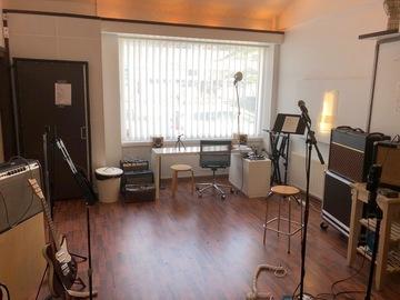 Renting out: Musiikkistudio Herttoniemessä
