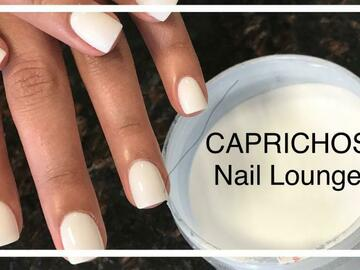 Announcement: Caprichos Nail Lounge is offering a 10% Off DIP Powder!