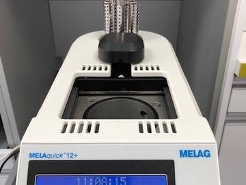 Artikel aangeboden: Showroom model  Melag Melaquick 12+ S Autoclaaf