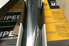 Buy Now: 4 ROLLS  VIPER WINDOW'S TINTING