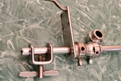 Selling with online payment: Rogers Swivo parts - two way connector, block/bell holder, L arm