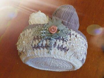 Vente au détail: Corbeille ou panier décoratif de rangement