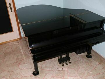 Vente:  PIANO À DEMI QUEUE 178CM