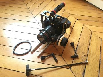Vente:  Vente Canon 5D Mark III + accessoires  !!