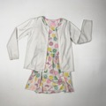 Selling with online payment: Girls Dress and Cardigan, 6-7 Yrs