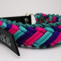 Produkt: Hundehalsband aus Paracord 20 bis 29 cm