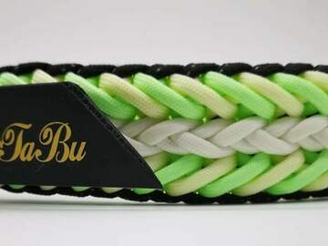 Produkt: Hundehalsband aus Paracord 50 bis 59cm