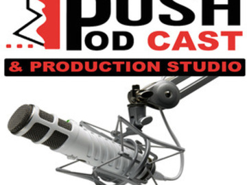 Rent Podcast Studio: Push Podcast Studio Melbourne FL