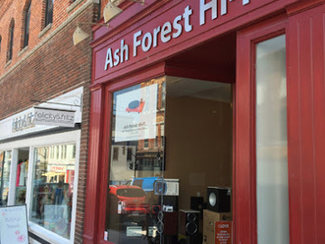 Hi-Fi Dealers Directory: Ash Forest Hi-Fi - Kingston, ON Canada