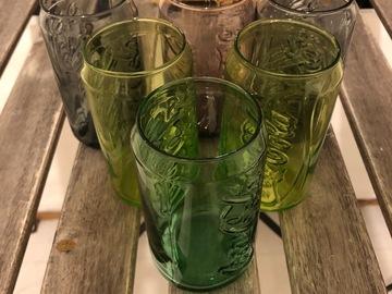 Myydään: 6 glasses