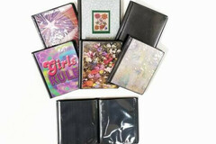 Buy Now: 168 pcs - Assorted Wallet Photo Albums – Holds 24 Photos