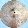 "Selling with online payment: Pre-war Italian Hammered 12 3/8"" cymbal  1070 grams Hear on VIDEO"
