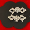 Buy Now: 40 pairs-- Rhinestone Shoe Clips-- $2.50 pair-- $20.00 Retail