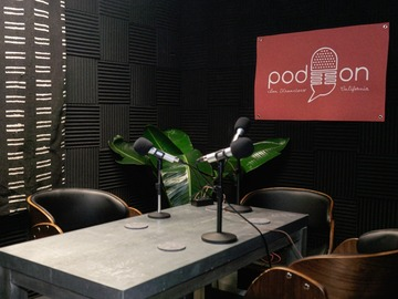 Rent Podcast Studio: Unique Podcast Studio in the Historic Mission district