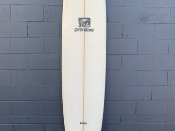 For Rent: 9'1 PRIMITIVE MALIBU LONGBOARD