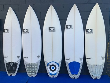 For Rent: HUGE QUIVER OF BOARDS ... tell us what you need