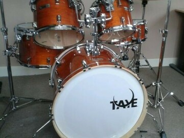 "Wanted/Looking For/Trade: Taye TourPro Toms - 13"" & 16"""