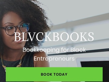 Offering with online payment: BLVCKBOOKS: Bookkeeping and Financial Analysis