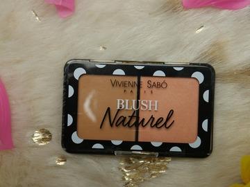 Venta: Blush Natural Duo - Vivienne Sabó